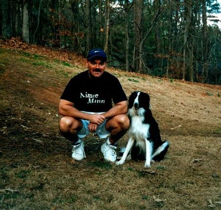 Bruce and Tigger