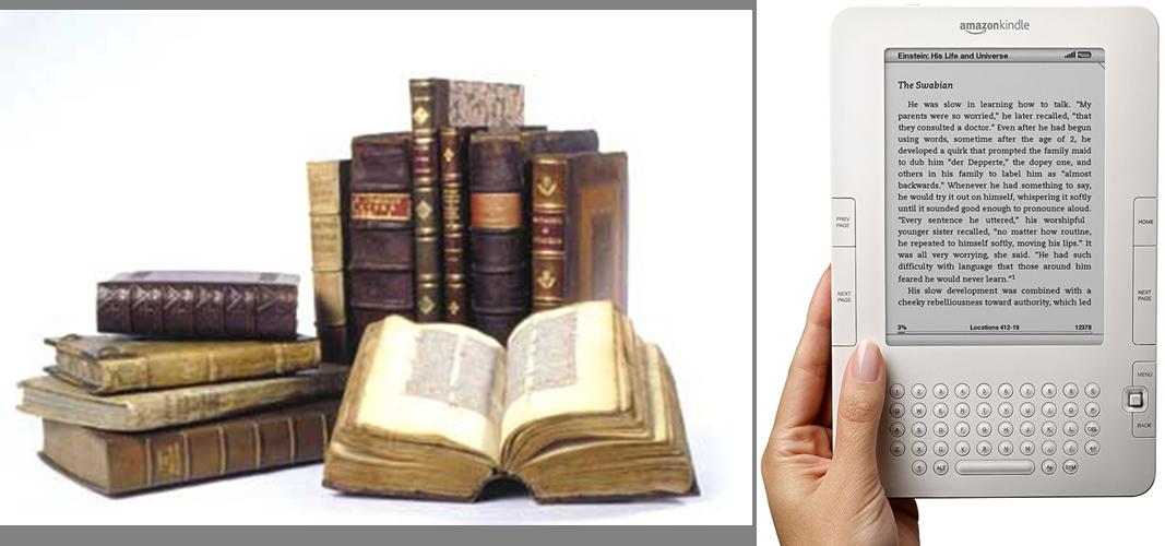 Books and Kindle