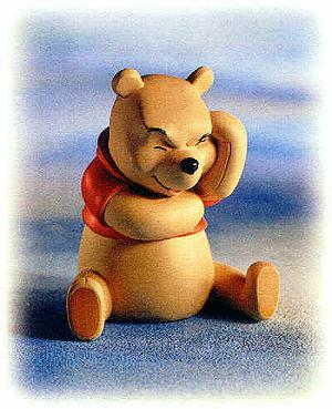 winnie the pooh thinking
