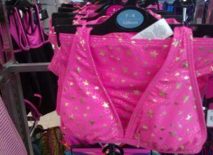 padded bikinis