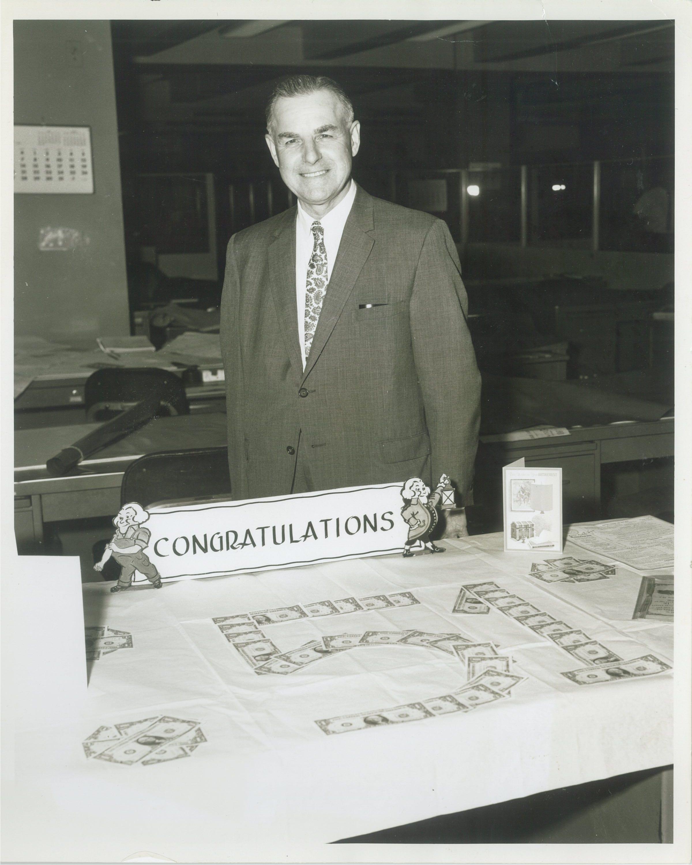 51 years same company