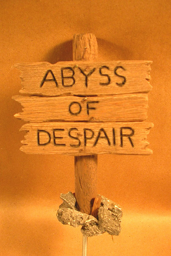 abyss of despair
