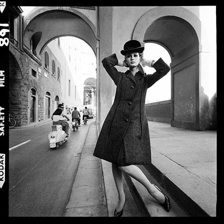Photographer-Brian-Duffy-- fashion vogue
