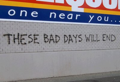 america these bad days