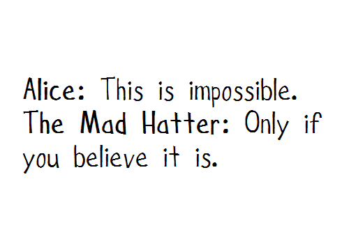 impossible mad hatter