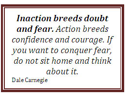 fear inaction
