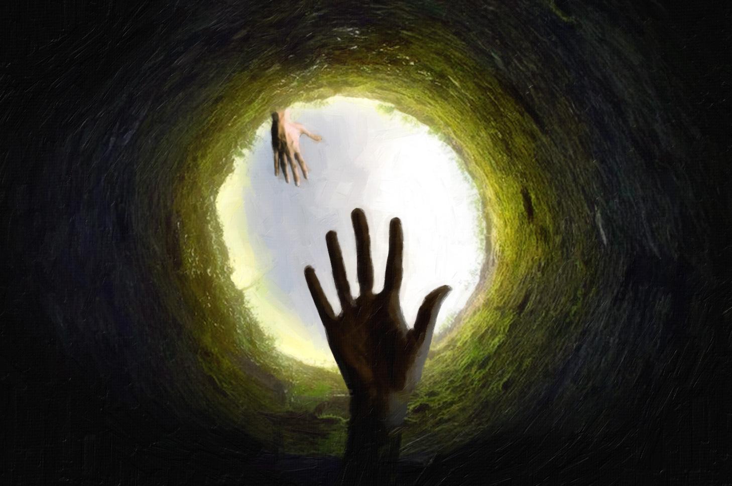 A Hole Deep Dark
