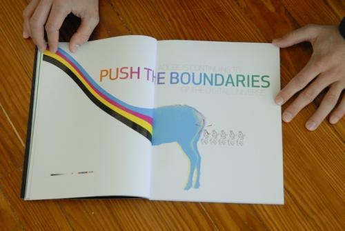 push the boundaries