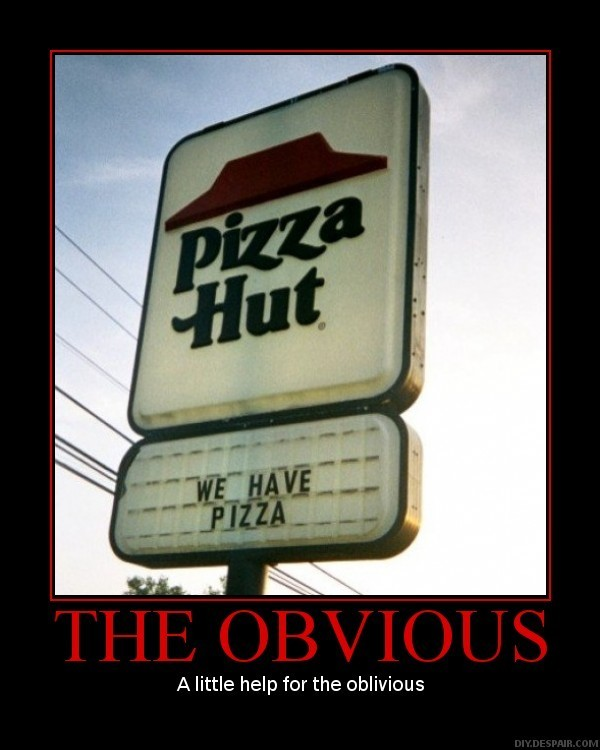 uncovering the obvious1