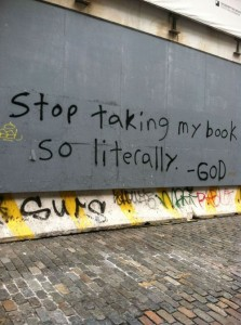 religion god literally