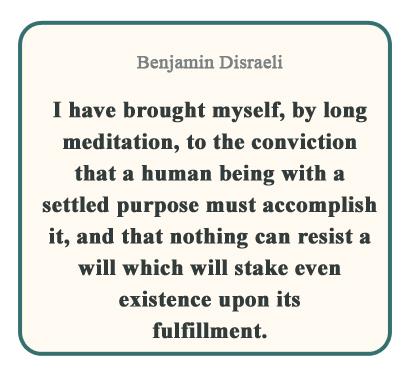 conviction benjamin_disraeli9