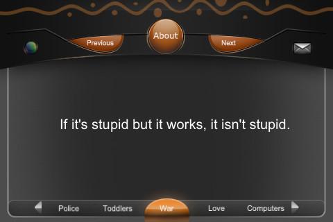 murphys stupid