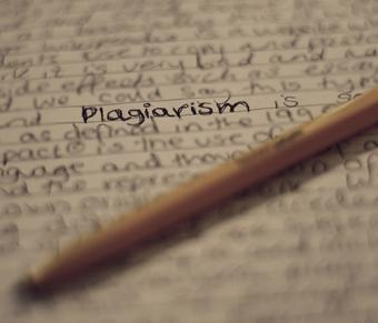 Plagiarism script