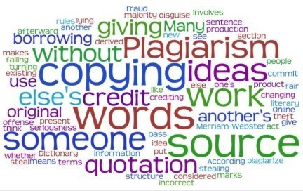 How plagiarized is my paper