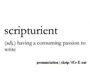 write passion