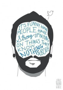 opinions strong on know nothing