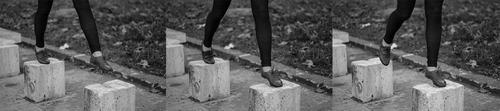 steps taking