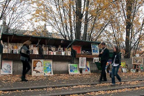 bookseller stall 3