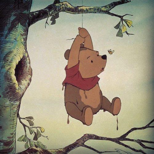 pooh in trouble