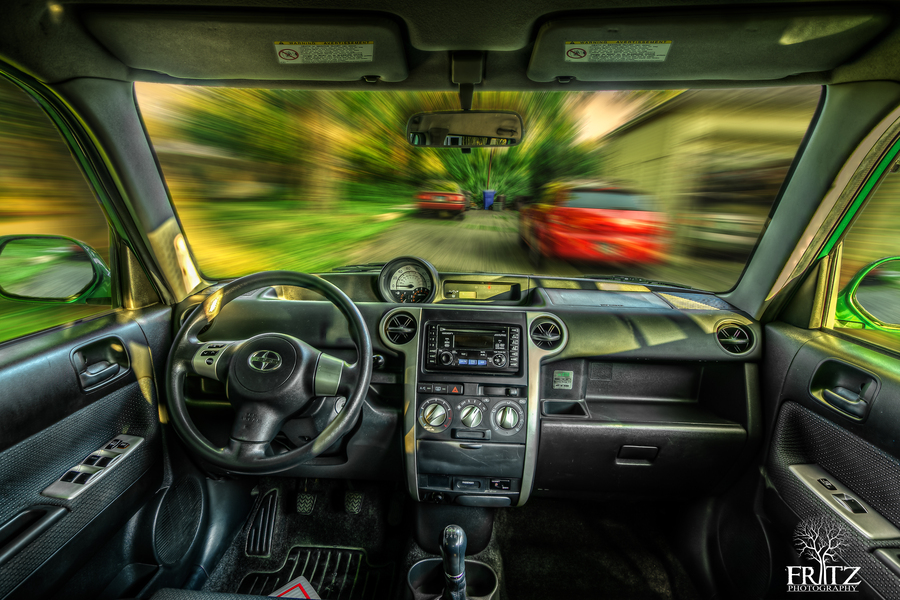 driving look-ma-no-hands-