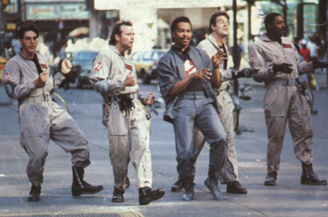 ramis ghostbusters-ray-parker