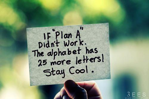 adapt plans