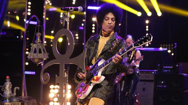 prince arsenio guitar