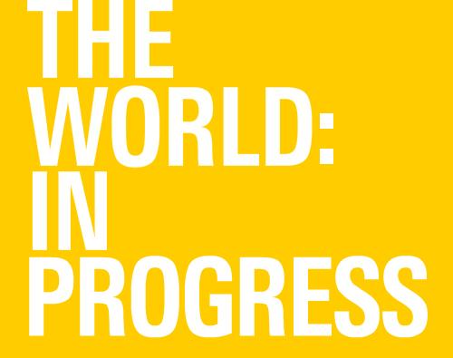 progress the world