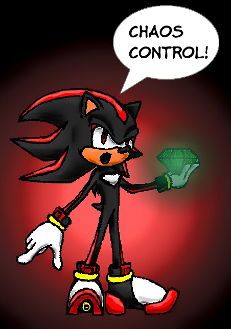 chaos control game