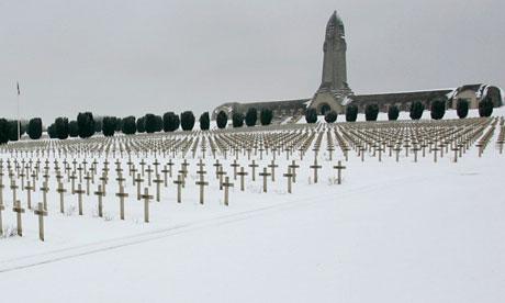 Douaumont war memorial