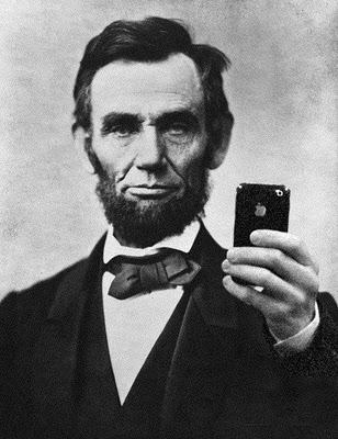 selfie historical