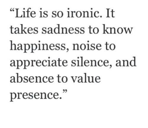 ironic life