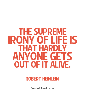 ironic quote