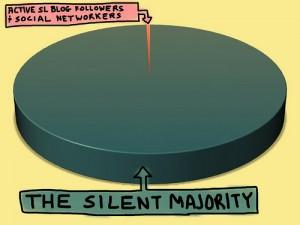 silent majority bloggers