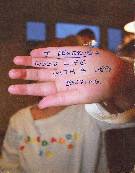 deserve a good life