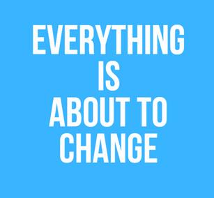 beginning to change