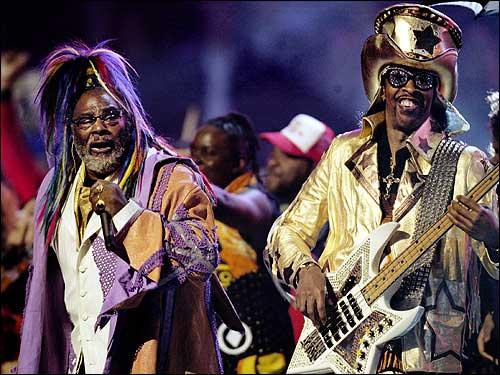 Funk Music Enlightened Conflict