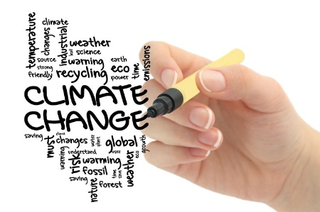 climate change writing