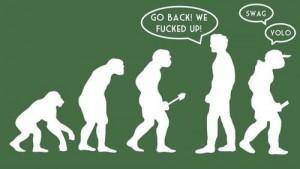 evolving morality