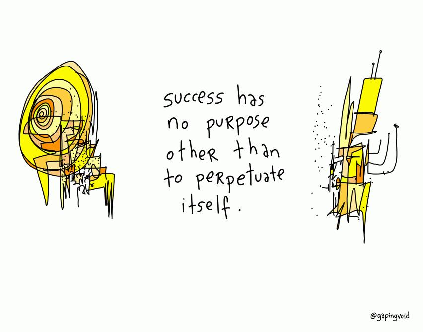 success purpose hugh