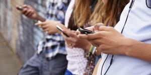 behavior smartphone teléfono