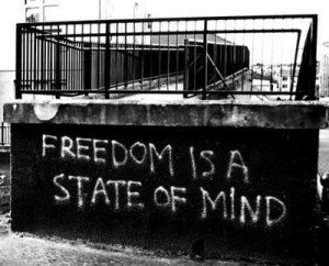 freedom state of mind
