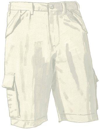 peterman cargo shorts