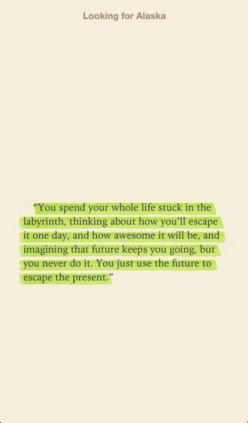 life present future