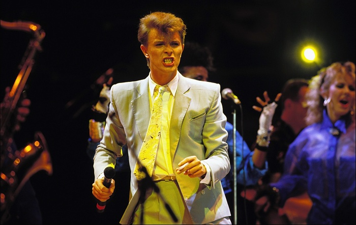 David Bowie's cancer battle was 'known inside the business ... |David Bowie 1985