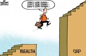 inequality gap step