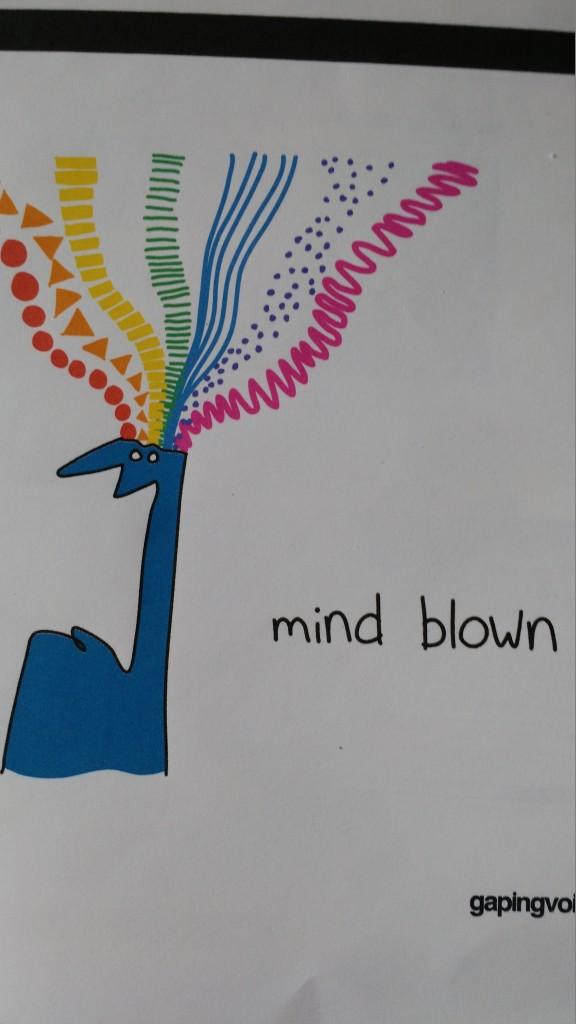 mind blown hugh 2