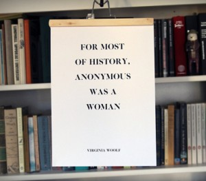 history feminism women anonymous
