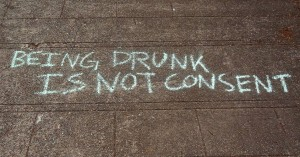 being drunk is not consent no mean no rape