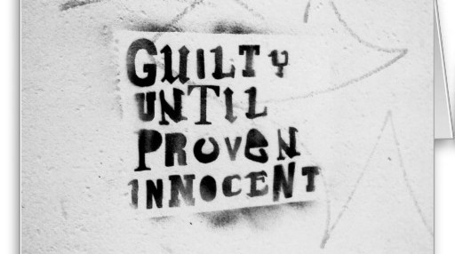 we are innocent until proven guilty Hang on for a minutewe're trying to find some more stories you might like.
